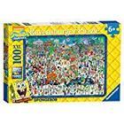Ravensburger Spongebob Squarepants XXL 100pc Jigsaw Puzzle