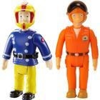 Fireman Sam 2 Figure Pack - Quad Bike Sam & Tom Thomas