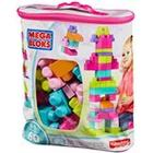 Mega Bloks Big Building Bag 60pcs