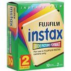 Fujifilm Film Instax Wide 2-pack
