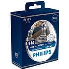 Philips H4 Racing Vision +150% lys (2 stk)