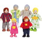 HapeToys Happy Family Caucasian