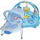 Ladida Paketerbjudande Babysitter och Babygym Blue Little Star