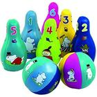 Barbo Toys Moomin Soft Bowling Set