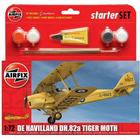 Airfix De Havilland DH 82a Tiger Moth Starter Set A55115