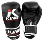 King Professional Boxing Glove Black