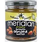 Meridian Organic Almond Butter Smooth