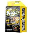 Marvins Magic Marvins magiske tryllesæt - 25 trylletricks Imponér dit publikum med masser af tryllekunster