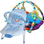 Ladida Paketerbjudande Babygym och Babysitter Blue Ocean Star