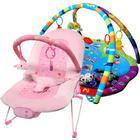 Ladida Paketerbjudande! Babygym och Babysitter Pink Ocean Star