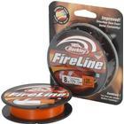 Berkley FireLine Blaze Orange 0.17mm 110m