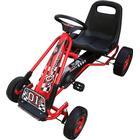 vidaXL Pedal Go Kart with Adjustable Seat