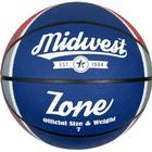 Huge Rugby Midwest Zone Basketball