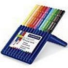Staedtler Ergosoft 157 SB12 Coloured Pencils 12-pack