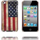 Klassisk Patriot (US Flag) iPod Touch 4 Cover