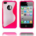 Moon Craft X5 (Pink) iPhone 4 Cover