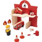 Plantoys Fire Station