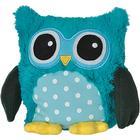Warmies Owl Aqua
