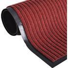 vidaXL PVC (90x150cm, Red)