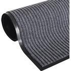 vidaXL PVC (90x120cm, Grey)