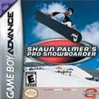 Shaun Palmers Pro Snowboarder - Gameboy Advance (used)