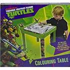 Sambro Teenage Mutant Ninja Turtles Colouring Table