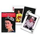 Gibsons P1653 Piatnik The Queen Unique Singles Playing Cards