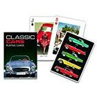 Gibsons Classic Cars Unique Singles Piatnik Playing Cards (Green)