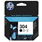 HP 304 Black Original Standard Capacity Ink Cartridge - ink cartridges (Black, Standard, HP, DeskJet 3720, DeskJet 3730)