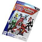 Mega Bloks Power Rangers Super Force Micro Action Figures