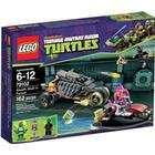 Lego - Ninja Turtles - Jakten På Fishface - 79102, Ninja Turtles - Jakten på Fishface