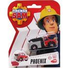 Fireman sam - Phoenix metal bil