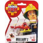 Fireman sam - Wallaby 1 helikopter