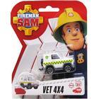 Fireman sam - Vet 4x4 metal bil