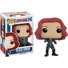 Funko Pop! Marvel Captain America 3 Civil War Black Widow