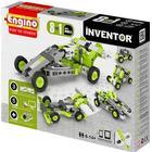 Engino 8-i-1 Byggesæt Inventor Biler