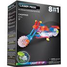 Laser Pegs Chopper