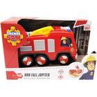 Fireman Sam Jupiter med lyd og lys - 14 cm.