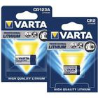 Batteri Varta CR 123A Ultra för digitalkamera 3V Lithium