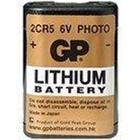 GP Batteries GP Photo Lithium kamerabatteri - 2CR5