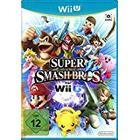 Nintendo Super Smash Bros., Wii U - video games (Wii U, Wii U, Action, Sora Ltd. / BANDAI NAMCO Studios Inc., E10+ (Everyone 10+), DEU, Basic)