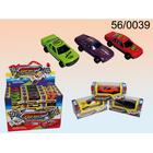 Mini Racing Biler i Metal 6.cm