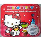 Alligator Books Hello Kitty Placemat Activity Pad