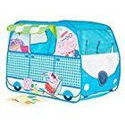 Peppa Pig 167PED Campervan Playhouse, Pop Up Role Play Tent