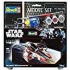 Revell Star Wars Rogue One Set Obi Wan's Jedi Starfighter Model Kit