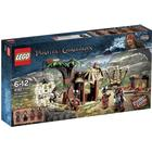 Lego Pirates of the Caribbean The Cannibal Escape 4182