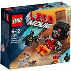 Lego The Movie Batman & Super Angry Kitty Attack 70817