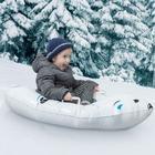 Polar Bear Oppustelige Snow Boogie Slæde