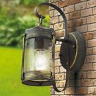 ORION Rustik udendørsvæglampe Lenard