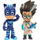 Disney Junior PJ Masks Figurer - Catboy & Romeo
